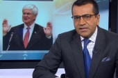 Bashir: Gingrich confused over obesity