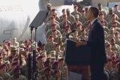 Ceremony marks end of war in Iraq