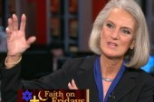 Priest, Billy Graham's daughter on the...
