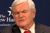 Gingrich starts to collapse