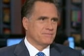 Romney gains in the polls two weeks before...