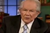 Pat Robertson upset by SNL's Tebow sketch