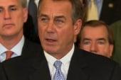 Leaderless GOP attacks itself over tax cut