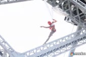 Caught on Camera: Aerial Dancer