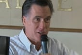 The bain of Mitt Romney's existence?