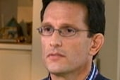 Eric Cantor can't face reality