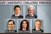 GOP candidates sue Virginia over primary...