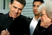 Paul battles Romney for first