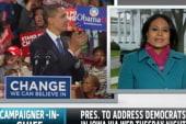 Obama to address Iowa Dems via web