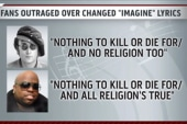 Cee Lo Green causes outrage over 'Imagine'...