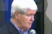 Gingrich: Romney's negative ads only...