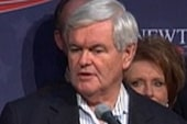 Gingrich takes more swipes at Romney