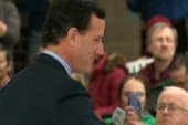 Santorum: Strong families are good for the...