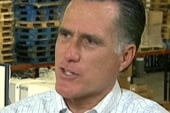 On the trail with Romney