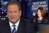 Bye, Bye Bachmann