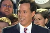 Will conservatives fully support Santorum?