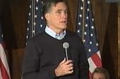 Romney and Santorum nearly tie in Iowa