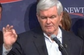 Gingrich going for broke with his reputation?