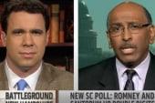 Romney leads GOP in N.H., looks ahead to S.C.