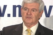 Newt doubles down on food stamps