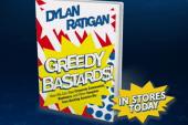 Ratigan's new book aims at fixing America