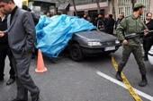 Magnetic car bomb kills Iranian nuclear...