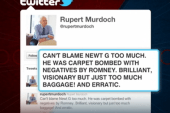 Murdoch explains what's stopping Gingrich