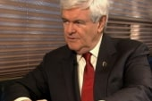 Gingrich rewrites Romney on capitalism