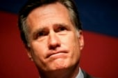 Conservatives' last stand against Romney?