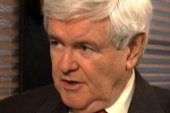 Gingrich speaks out