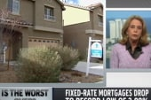 Foreclosure filings drop dramatically in 2011