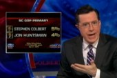 'President Colbert' a possibility?