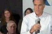 Romney fights back against Bain-bashing