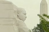 Controversial MLK memorial quote to be...