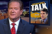 Ed Schultz: 'Rick Perry: what an idiot'