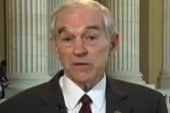 Ron Paul flying first class for...
