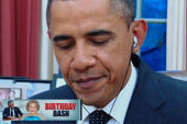 Obama handles birther issue with humor