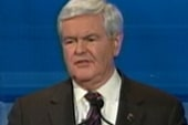 Gingrich makes charged statements against...