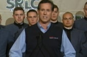 Santorum smear extends South Carolina...