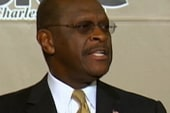 Cain endorses 'the people'