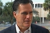 Romney does his own laundry--really?