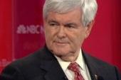Romney slams Gingrich as 'influence peddler'