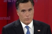 Romney attacks Gingrich on his record as a...