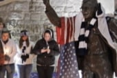 Funeral arrangements being made for Paterno