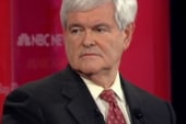 Newt Gingrich tones down attacks at debate