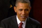 MSNBC panel: President gave optimistic,...