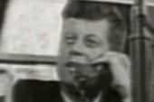 Newly released JFK tapes reveal...