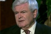 Rewriting Newt as a 'normal politician'
