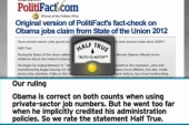 Politifact, you're fired