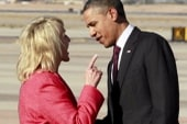 Does the right-wing disrespect Obama?
